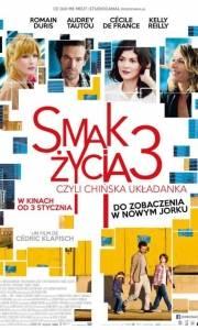 Smak życia 3, czyli chińska układanka online / Casse-tête chinois online (2013) | Kinomaniak.pl