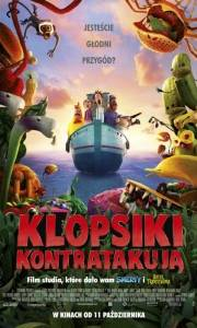 Klopsiki kontratakują online / Cloudy 2: revenge of the leftovers online (2013) | Kinomaniak.pl