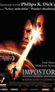 Impostor: test na człowieczeństwo online / Impostor online (2001) | Kinomaniak.pl