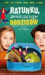 Ratunku, zmniejszyłem rodziców online / Hilfe, ich hab meine eltern geschrumpft online (2018) | Kinomaniak.pl