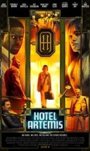 Hotel artemis online (2018) | Kinomaniak.pl