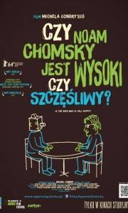 Czy noam chomsky jest wysoki czy szczęśliwy? online / Is the man who is tall happy?: an animated conversation with noam chomsky online (2013) | Kinomaniak.pl
