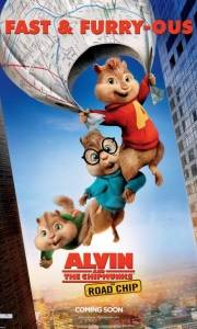 Alvin i wiewiórki: wielka wyprawa online / Alvin and the chipmunks: the road chip online (2015) | Kinomaniak.pl