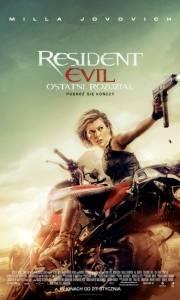 Resident evil: ostatni rozdział online / Resident evil: the final chapter online (2017) | Kinomaniak.pl