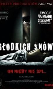 Słodkich snów online / Mientras duermes online (2011) | Kinomaniak.pl