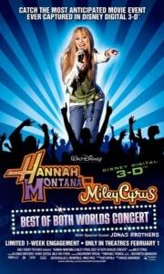 Hannah montana/miley cyrus: best of both worlds concert tour online (2008) | Kinomaniak.pl