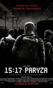 15:17 do paryża online / The 15:17 to paris online (2018) | Kinomaniak.pl