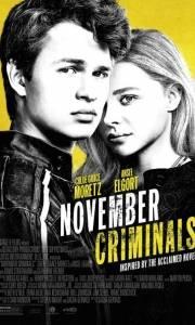 Jesienni zabójcy online / November criminals online (2017) | Kinomaniak.pl