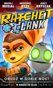 Ratchet i clank online / Ratchet and clank online (2016) | Kinomaniak.pl