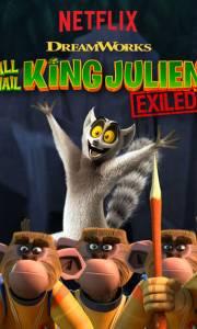 Niech żyje król julian: na wygnaniu online / All hail king julien: exiled online (2017-) | Kinomaniak.pl