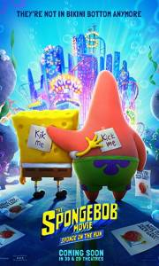 Spongebob film: na ratunek online / The spongebob movie: sponge on the run online (2020) | Kinomaniak.pl