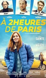 Dwie godziny od paryża online / À 2 heures de paris online (2018) | Kinomaniak.pl