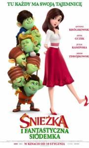 Śnieżka i fantastyczna siódemka online / Red shoes and the seven dwarfs online (2019) | Kinomaniak.pl