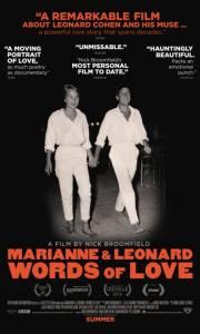 Marianne i leonard: słowa miłości online / Marianne & leonard: words of love online (2019) | Kinomaniak.pl
