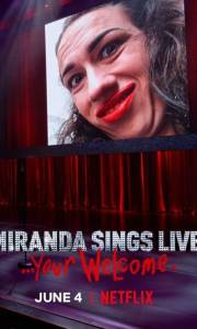 Miranda sings live… your welcome online (2019) | Kinomaniak.pl