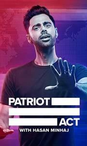 Być patriotą - zaprasza hasan minhaj online / Patriot act with hasan minhaj online (2018) | Kinomaniak.pl