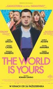 The world is yours online / Le monde est à toi online (2018) | Kinomaniak.pl