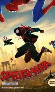 Spider-man uniwersum online / Spider-man: into the spider-verse online (2018) | Kinomaniak.pl