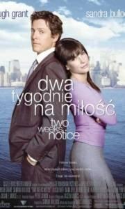 Dwa tygodnie na miłość online / Two weeks notice online (2002) | Kinomaniak.pl