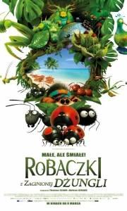 Robaczki z zaginionej dżungli online / Minuscule - les mandibules du bout du monde online (2018) | Kinomaniak.pl