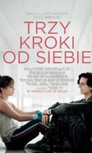 Trzy kroki od siebie online / Five feet apart online (2019) | Kinomaniak.pl