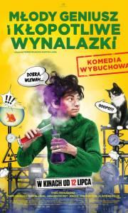 Młody geniusz i kłopotliwe wynalazki online / Gaston lagaffe online (2018) | Kinomaniak.pl