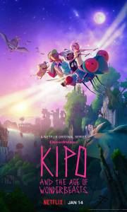 Kipo i dziwozwierze online / Kipo & the age of wonderbeasts online (2020-) | Kinomaniak.pl