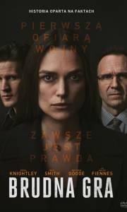 Brudna gra online / Official secrets online (2019) | Kinomaniak.pl