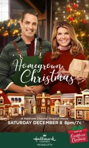 Gwiazdka w domu online / Homegrown christmas online (2018) | Kinomaniak.pl