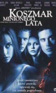 Koszmar minionego lata online / I know what you did last summer online (1997) | Kinomaniak.pl