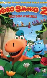 Koko smoko 2: przygoda w dżungli online / Der kleine drache kokosnuss - auf in den dschungel! online (2018) | Kinomaniak.pl