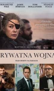 Prywatna wojna online / A private war online (2018) | Kinomaniak.pl