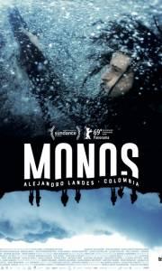 Monos - oddział małp online / Monos online (2019) | Kinomaniak.pl