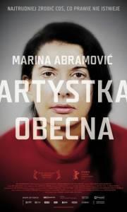 Marina abramović: artystka obecna online / Marina abramovic: the artist is present online (2012) | Kinomaniak.pl
