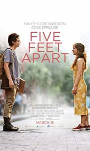 Five feet apart online (2019) | Kinomaniak.pl