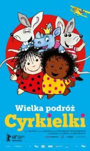Wielka podróż cyrkielki online / Cirkeline, coco og det vilde næsehorn online (2018) | Kinomaniak.pl