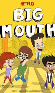 Big mouth online (2017-) | Kinomaniak.pl