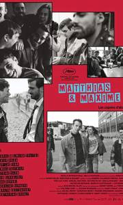 Matthias i maxime online / Matthias et maxime online (2019) | Kinomaniak.pl