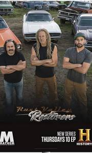 Renowatorzy z doliny rdzy online / Rust valley restorers online (2018-) | Kinomaniak.pl