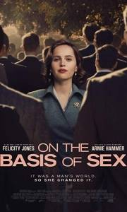 On the basis of sex online (2018) | Kinomaniak.pl