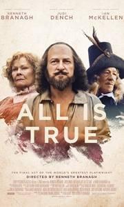 Cała prawda o szekspirze online / All is true online (2018) | Kinomaniak.pl
