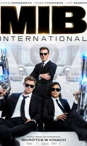 Men in black international online / Men in black: international online (2019) | Kinomaniak.pl