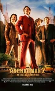 Legenda telewizji 2: kontynuacja online / Anchorman: the legend continues online (2013)   Kinomaniak.pl