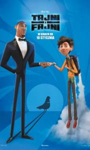 Tajni i fajni online / Spies in disguise online (2019) | Kinomaniak.pl