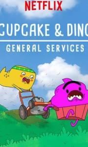 Cupcake i dino - do usług online / Cupcake & dino: general services online (2018) | Kinomaniak.pl