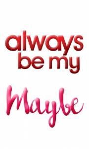 Chyba na pewno ty online / Always be my maybe online (2019) | Kinomaniak.pl