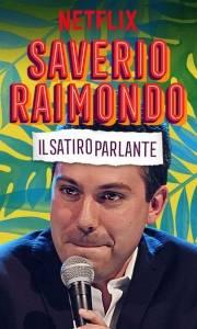 Saverio raimondo: gadatliwy satyr online / Saverio raimondo: il satiro parlante online (2019) | Kinomaniak.pl