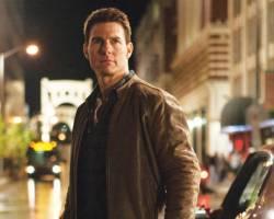 Tom Cruise jako Jack Reacher