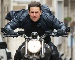 Tom Cruise w Mission: Impossible
