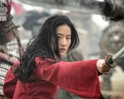 Yifei Liu, Mulan